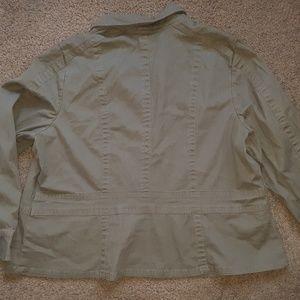 Old Navy Jackets & Coats - Tan Olive Jacket